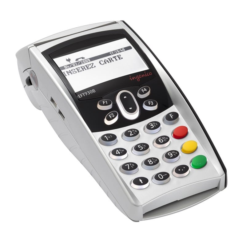 portable chip and pin machine