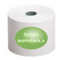 bobine thermique sans bisphénol A