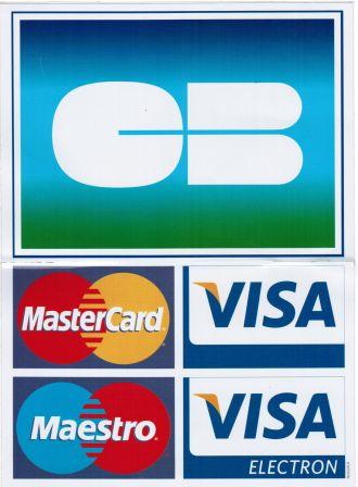 Logo officiel CB EMV démo