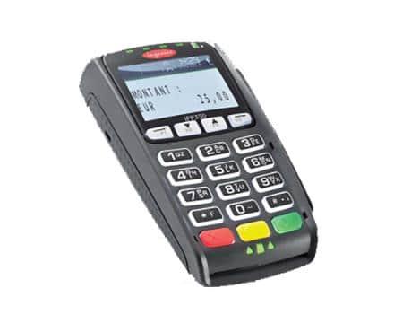 IPP 310 PINPAD lecteur sans contact d Ingénico