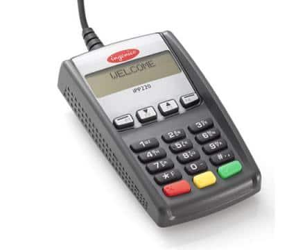 pin pad IPP 220
