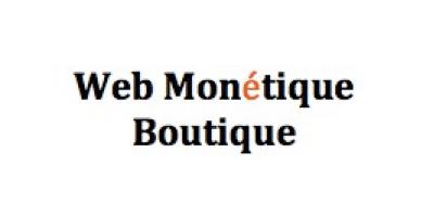 Web Monétique Boutique
