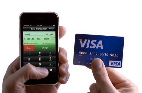 Smartphone le terminal de paiement