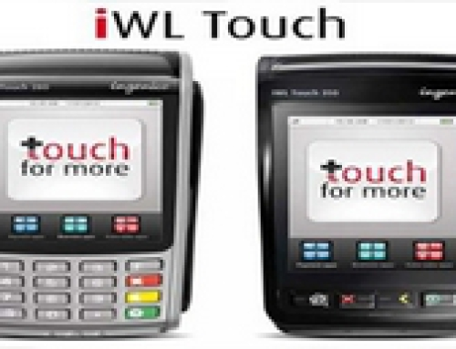 <i>IWL 280</i> <b>Ingénico</b>