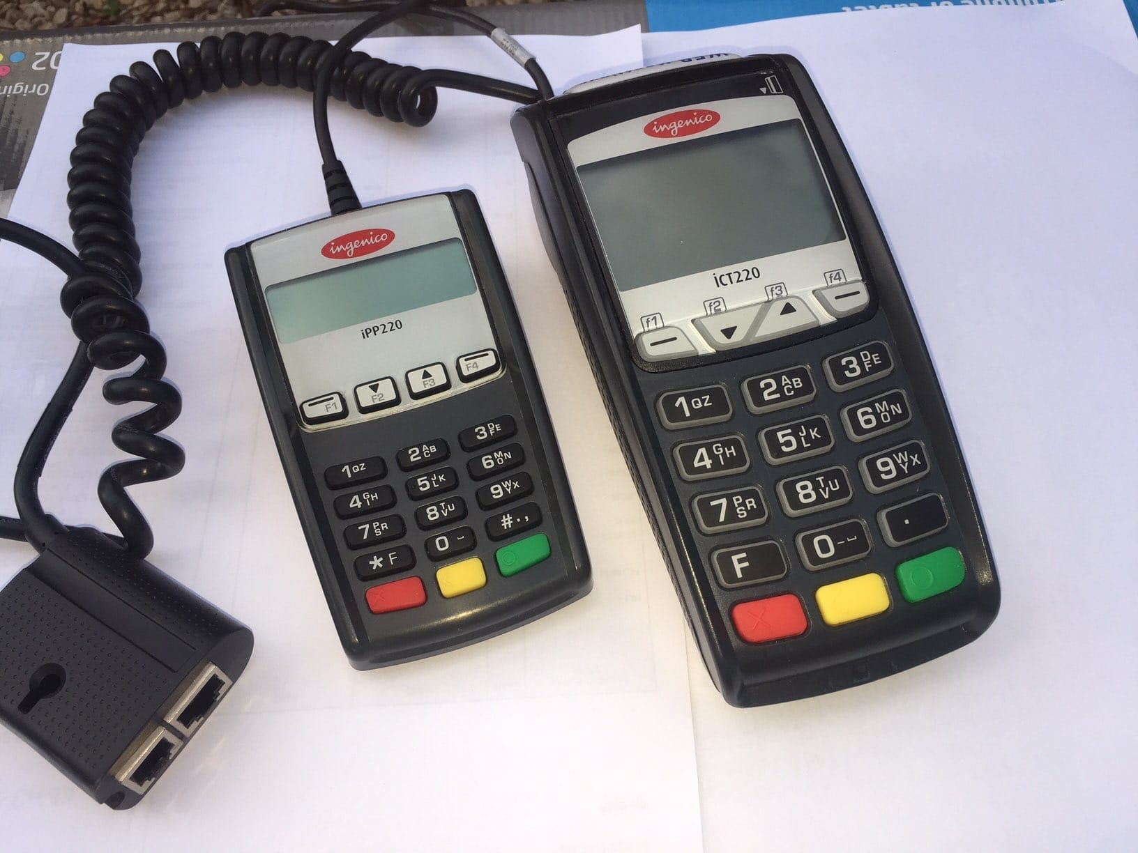 TPE fixe ICT 220